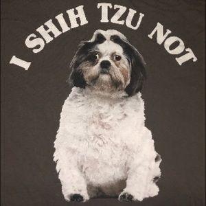 I shih zhu not Shih Tzu shirt